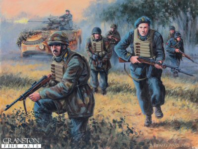 Nembo at Anzio by David Pentland.