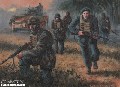 Nembo at Anzio by David Pentland. (PC)