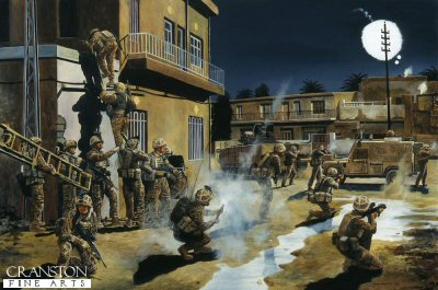 The Poachers Strike by David Rowlands.