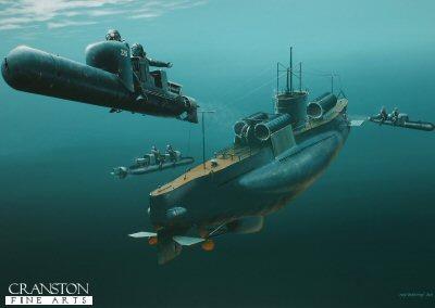 Assault from the Deep by Ivan Berryman. (PC)