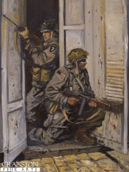 Easy Company, 101st Airborne Division by Jason Askew. (GS)