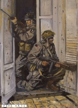 Easy Company, 101st Airborne Division by Jason Askew. (PC)