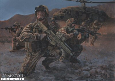 Extraction - Afghanistan 2011 by David Pentland. (PC)