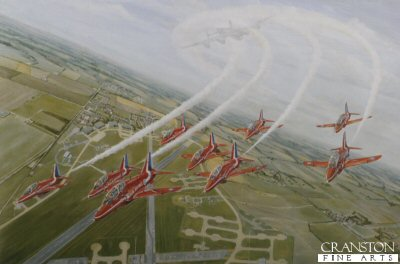 The Spirit of Scampton by Roy Garner.