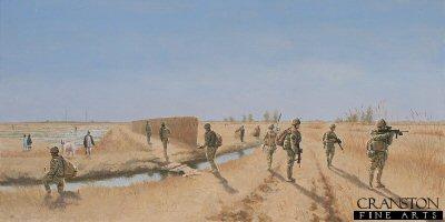 2 Rifles, Afghanistan by Graeme Lothian. (GS)