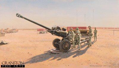Royal Artillery by Graeme Lothian.