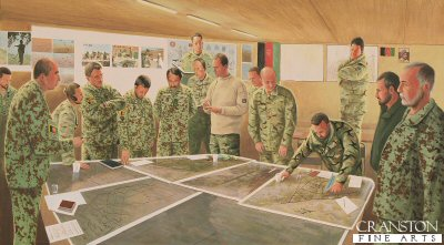 Afghanistan - Tactical Briefing by Graeme Lothian.