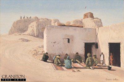 Shura at Qala-I-Bost by Graeme Lothian. (GS)