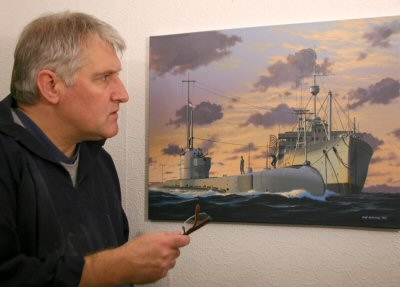 Ivan Berryman is recognised as one of the leading aviation and naval artists, his entire range of prints published by Cranston Fine Arts are available direct from us, including many original aviation paintings.
