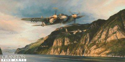 Dangerous Coast by Robert Taylor.