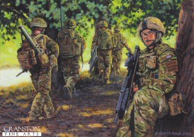Helmand Patrol by David Pentland. (PC)