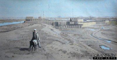 Patrol Base SALAANG, Nad-e Ali, Helmand Province by Graeme Lothian. (APB)