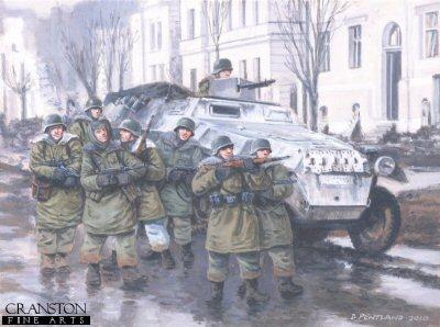 The Streets of Kharkov by David Pentland. (AP)
