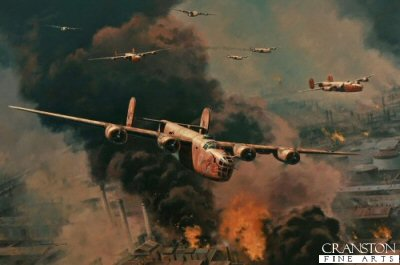 To Hell and Back - Operation Tidal Wave by Anthony Saunders.