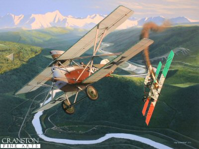 Ace of the Isonzo by Ivan Berryman.
