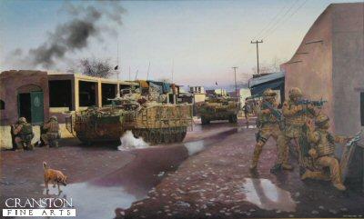 Operation Mar Karadad - The Retaking of Musa Qal'eh by David Rowlands.