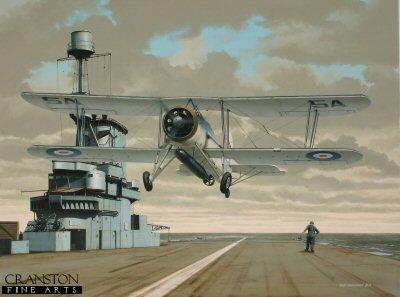 Last Man Away by Ivan Berryman.