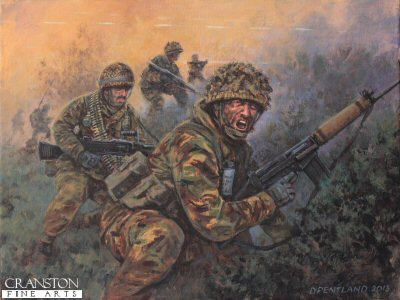 In the Gully by David Pentland.