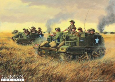 Carriers by David Pentland. (PC)