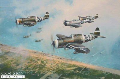 Hell Hawks Over Utah by Robert Taylor.