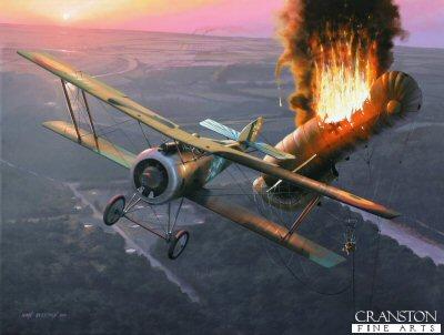 Last Kill of the Day by Ivan Berryman. (P)