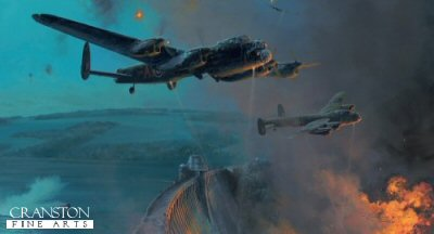 The Dambusters - Three Good Bounces by Robert Taylor. (B)