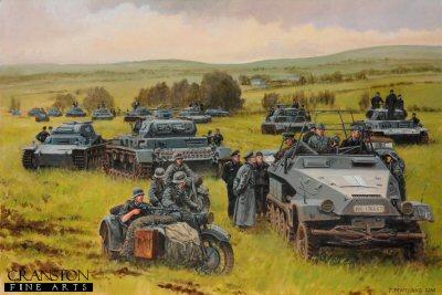 Panzercorps Guderian by David Pentland.