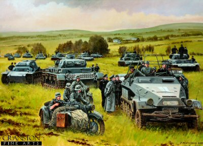 Panzercorps Guderian by David Pentland. (PC)