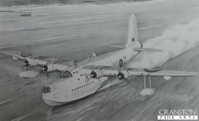 Short Sunderland Mk.5 ML778 NS-Z by G Henderson.