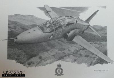 Hawk T Mk.1A XX194 CO by G Henderson.