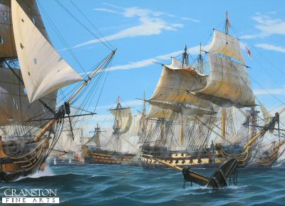 Trafalgar by Ivan Berryman. (PC)