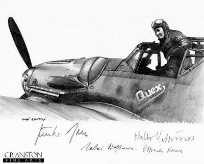 Walter Wolfrum by Ivan Berryman. (P)