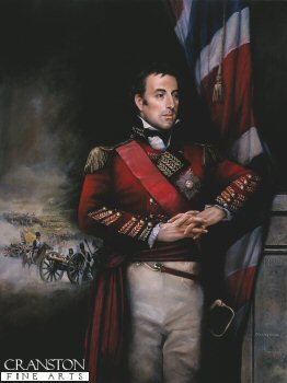 Portrait of Wellington by Chris Collingwood.