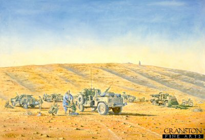 LUP Iraq by John Wynne Hopkins.