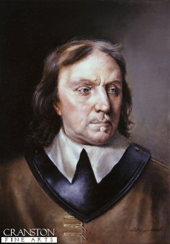 Oliver Cromwell by Chris Collingwood (GS)