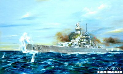 The Battle of the River Plate by Randall Wilson. (APB)
