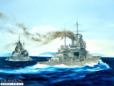 HMS Valiant , Battle Wagons by Randall Wilson.