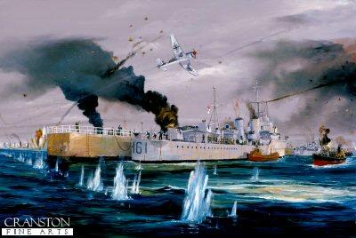 Evacuation Dunkirk by Randall Wilson.