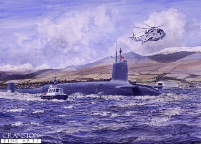 Trident by Robert Barbour.
