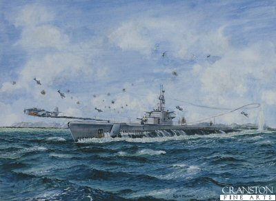 USS Tang, The Life Guard of Truk Atoll by Robert Barbour. (Y)