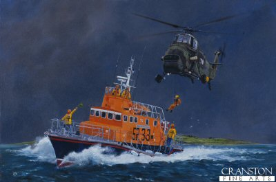 Joint Rescue by David Pentland. (GL)