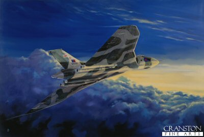 Vulcan Twilight by David Pentland.