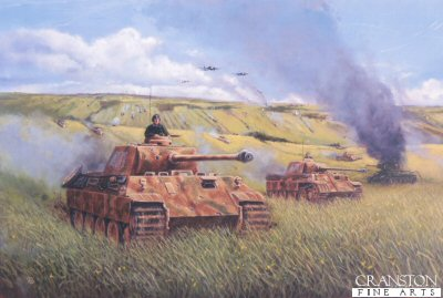 Operation Zitadelle by David Pentland. (APB)