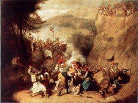 Battle of Klisswa by Dennis Dighton (GL)