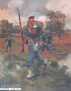 69th New York Infantry Company K by Jim Lancia.