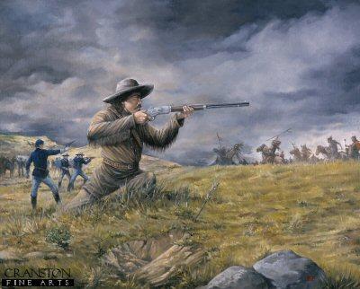 Buffalo Bill by Brian Palmer.