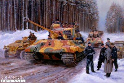 Kampfgruppe Peiper by David Pentland.