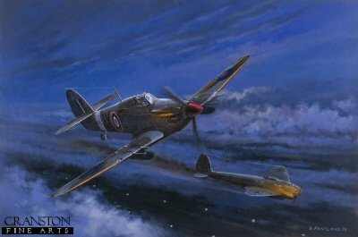 Night Reaper, 4th May 1942 by David Pentland.