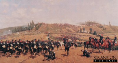 The Infantry Will Advance by Carl Rochling. (Y)