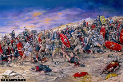 Spartacus. The Slaves Revolt - 71 BC by Brian Palmer (P)